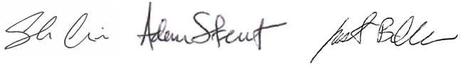 JAS Signatures